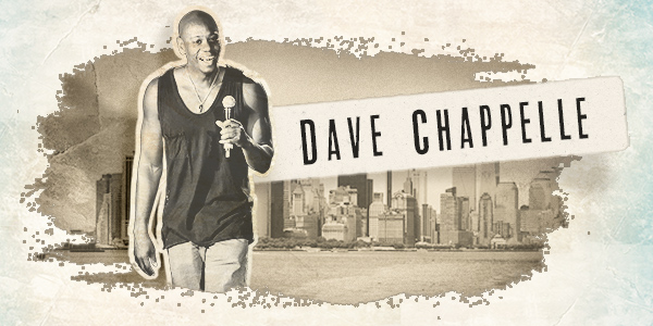 Dave Chappelle Tickets!