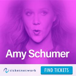 Amy Schumer Tickets!