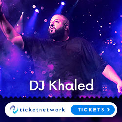 DJ Khaled Tickets