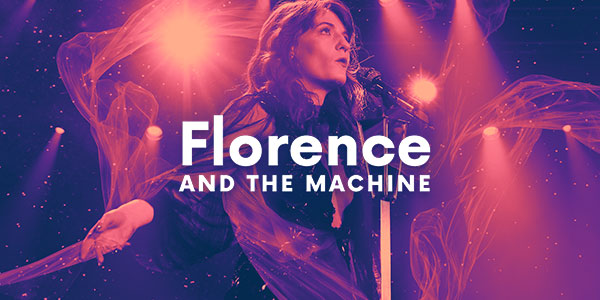Florence and the Machine Tickets