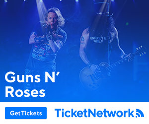 Guns N' Roses Tickets!