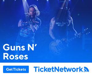 Guns N' Roses Tickets!