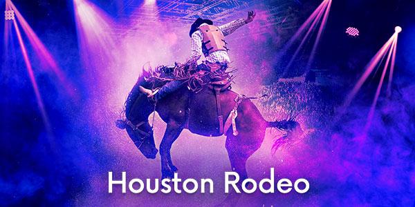 Houston Rodeo Tickets
