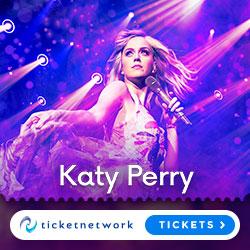 Katy Perry Tickets