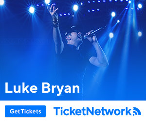Luke Bryan Tickets