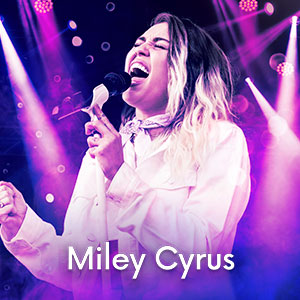 Miley Cyrus Tickets