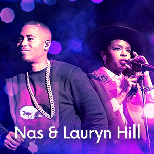 Nas & Lauryn Hill Tickets