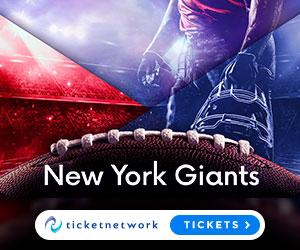 New York Giants Tickets