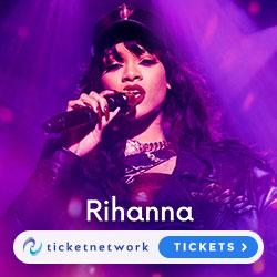 Rihanna Tickets