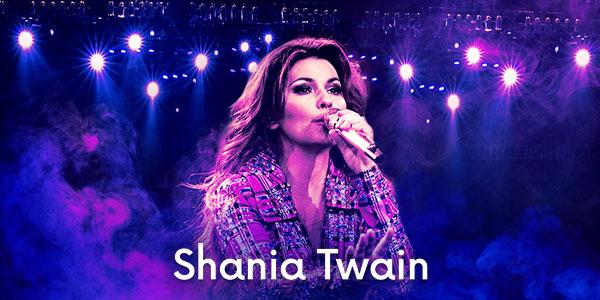 Shania Twain Tickets