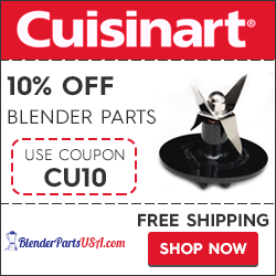 10% Off Cuisinart Blender Parts