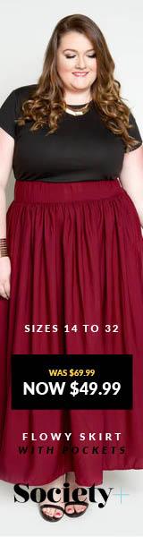 Clearance Ruby Skirt 120x600