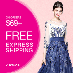 Free Shipping on Clothing Purchases over $69 at VIP.com *Limited Time Only*