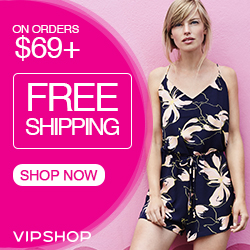 Free Shipping on Clothing Purchases over $59 at VIPme.com *Limited Time Only*