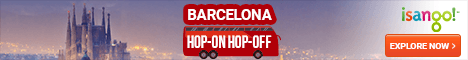 Hop on Hop off Tour in Barcelona