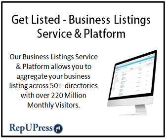 Scan your business listings.