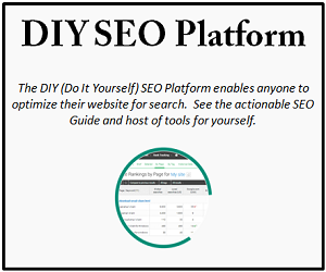 Do your own SEO Platform