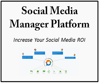Manage all your social media accounts and your business reputation with one platform.