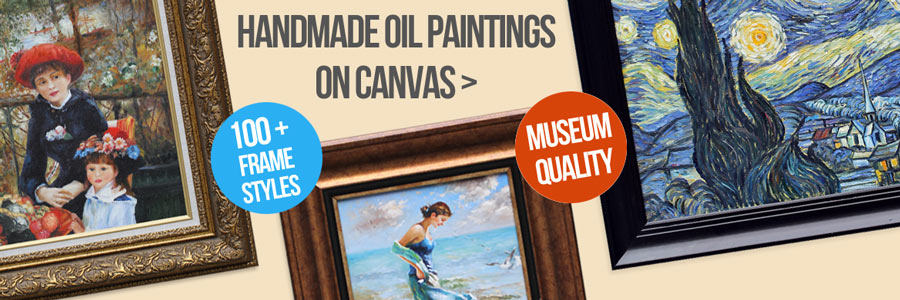 Museum Quality Oil Painting Reproductions