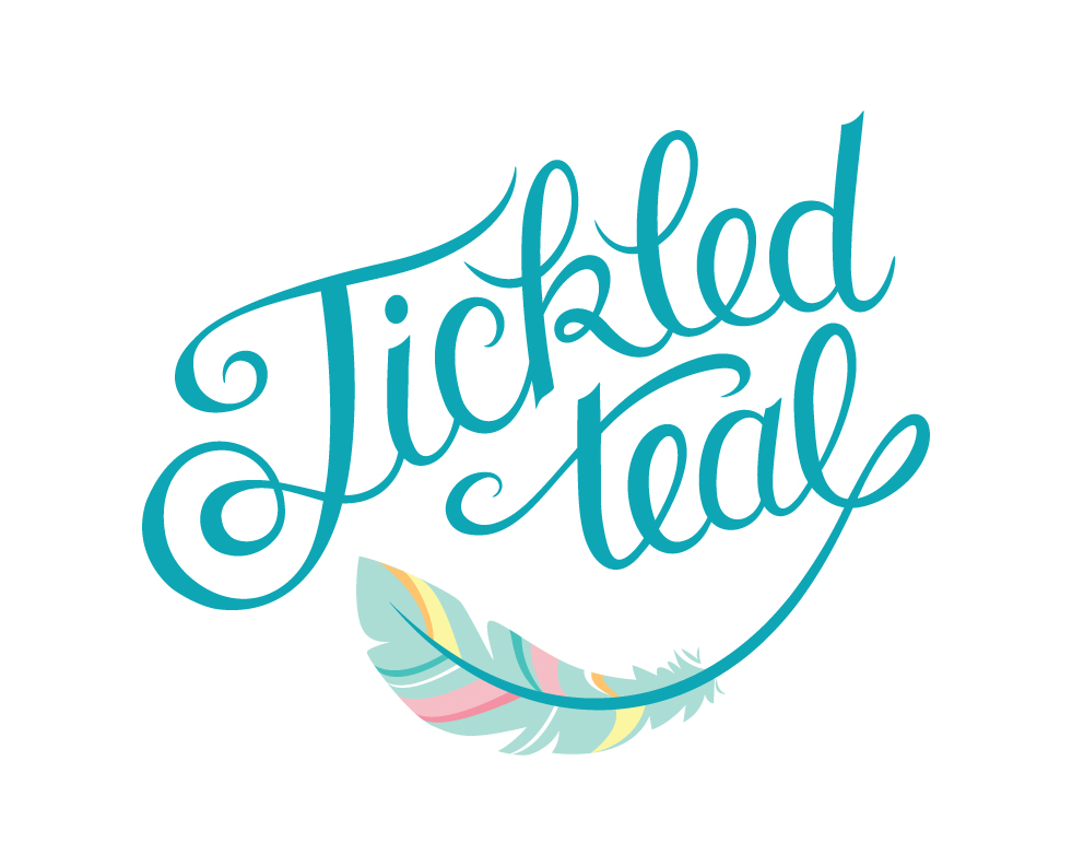 Tickled Teal Logo