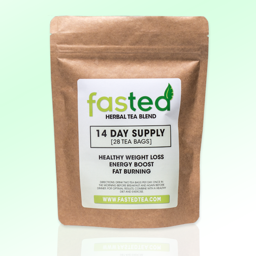 Fasted Tea - 14 Day Weight Loss Tea