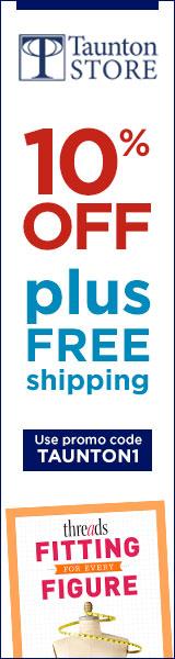 Save 10% Off plus Free Shipping at Taunton Store
