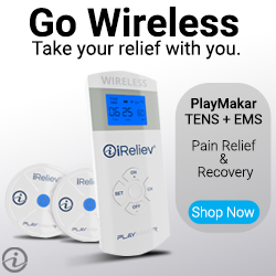 Wireless, TENS, EMS, TENS Unit, TENS therapy