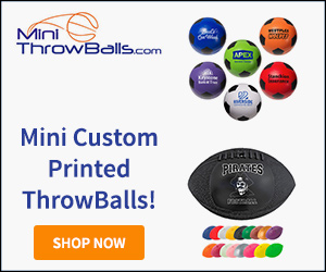 MiniThrowBalls Coupon