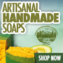 Homemade Soap - Natural Organic Soap with Essential Oils