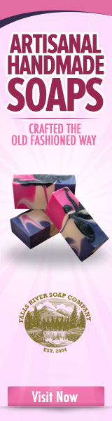 Handmade Soap - Goat Milk Soap, Glycerin Soap with Essential Oils