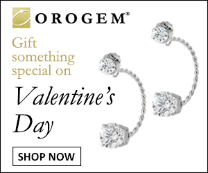 Gift something special on Valentine's Day