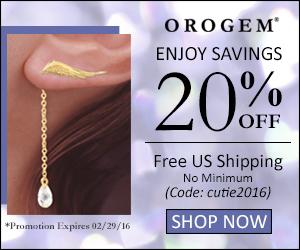 Orogem Enjoy Saving 20% Off