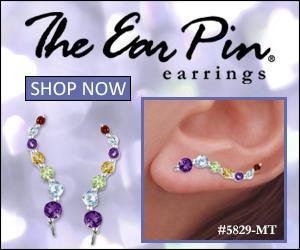 The Ear Pin Earrings