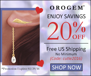 Enjoy Savings 20% Off and Free Shipping