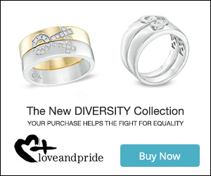 Love and Pride gay jewelry