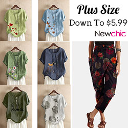 Plus Size Sale Down To $5.99
