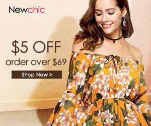 Women's Bohemian Clothes - $5 Off for Order Over $69