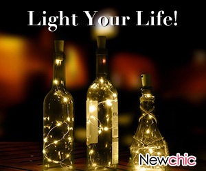 Up to 52% Off for Decorative Light and Lamp