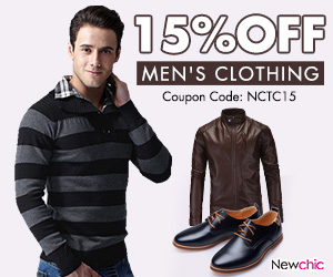 Coupon Code:NCTC15, Expire Date:Dec.31st,2016