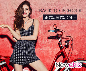 Save 40%-60% Off Back-to-school Fashion Items