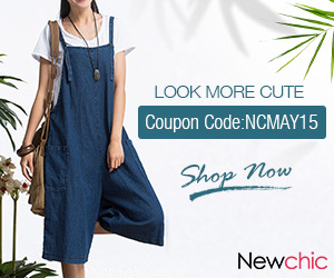 Coupon Code: NCMAY15