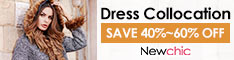 Up to 60% Off 2018 Autumn &                            Winter Dress Collocation