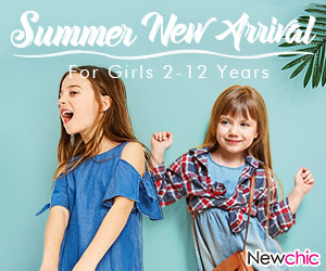 Up to 51% Off Girl's Summer Trending Clothes (2-12 Years)