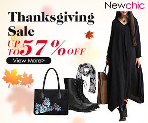 UP TO 57% OFF For Thanksgiving Sale