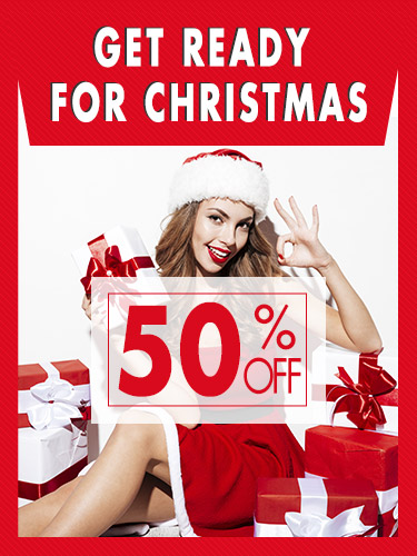 Get Up To 50% OFF for All Category