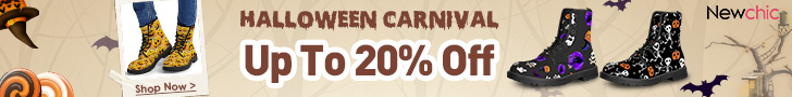 Newchic Halloween theme products UP TO 20%OFF
