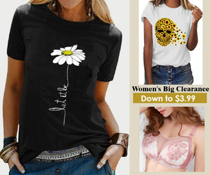 Women Big Clearance Down to $3.99