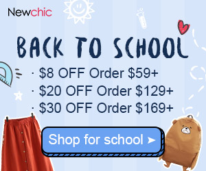 $59-$8,$129-$20,$169-$30 for Back to School Sale