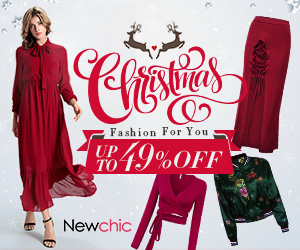 Up To 49% OFF for Christmas Women Clothing