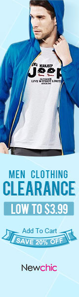 Add to Cart Save 20% Off Men's Clothing